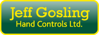 Jeff Gosling hand controls for disabled drivers